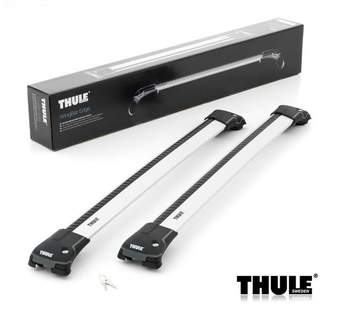 Комплект №2 Thule для Mercedes-Benz W166 (ML-GLE) 2011-...